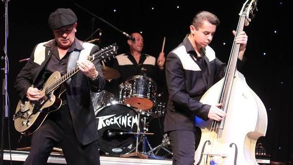 Rockin'Em - Rock and Roll Jive Rockabilly Doo Wop WESTERN SWING Live Act in Kettering