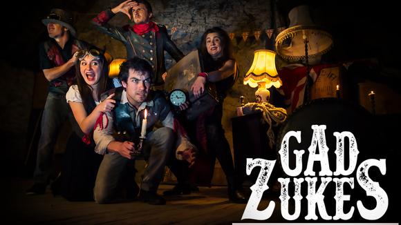 Gad Zukes - Pop Folk Rock Rock Folk Pop Indie Live Act in Dinan