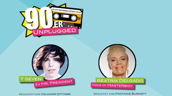 90er unplugged - Acoustic Pop Live Act in Mannheim