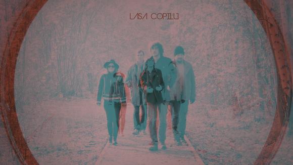 Lasa Copilu - Atmospheric Progressive Atmospheric Rock Melodic Live Act in Berlin