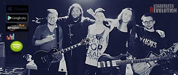 Leaderless Revolution - Metal Death Metal Live Act in Freising