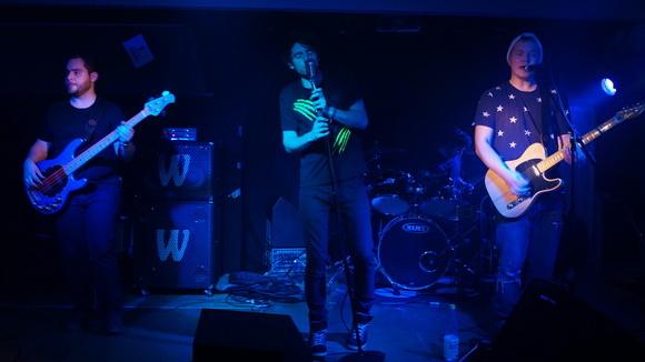 THE BASSMENT - Rock Metal Pop Funk Live Act in HILDESHEIM