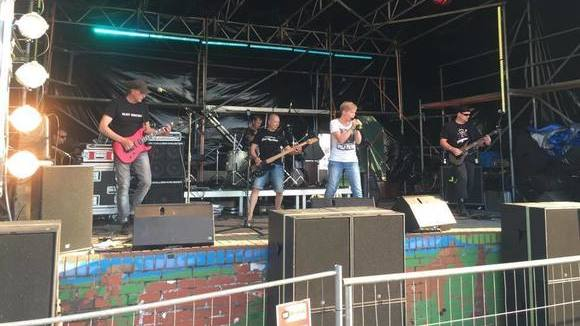 Slot Machine - Rock Punk Rock Live Act in Bernau