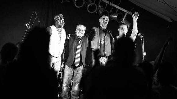 Mark Bell Blues Band Featuring Tammi Diddley - Blues Rock 'n' Roll Live Act in Berlin