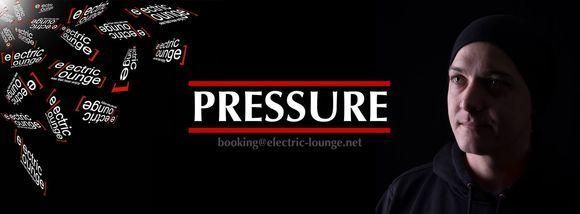 Pressure - Techno Techhouse Minimal Techno Dubtechno Deep Techno DJ in Marktoberdorf