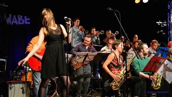 Humboldt Bigband - Groove Funk Jazz Swing Acid Jazz Live Act in Berlin