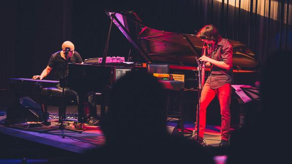 Niogi - Jazz Nu Jazz Contemporary Jazz Melodic Electro Jazz Live Act in Tel Aviv