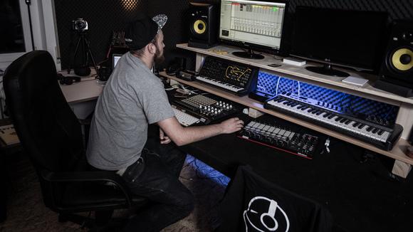 BAM! - Techno Melodic DJ in Ulm/ Stuttgart