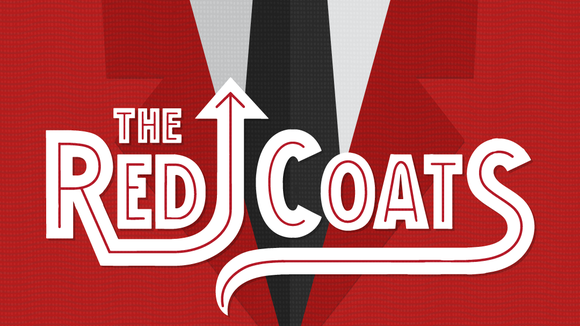 The Red Coats - Classicrock Rock Garage Rock Live Act in Fresno