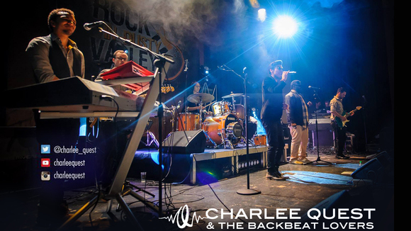 Charlee Quest & The BackBeat Lovers