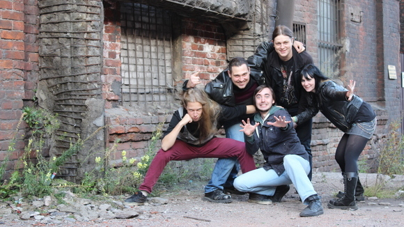 SpiritVale - Metal Instrumental Rock Progressive Metal Symphonic-Metal Live Act in Saint-Petersburg