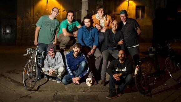 Mampön - Funk Afrobeat Funk Alternative Funk afro jazz Live Act in Barcelona