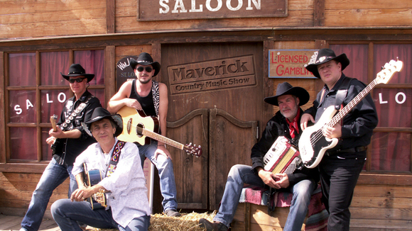 Mavericks Band - Country Evergreens Folk Rock Schlager Live Act in Leverkusen