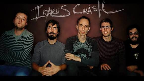 Icarus Crash - Rock Alternative Pop Rock Alternative Rock Indie Live Act in Malaga