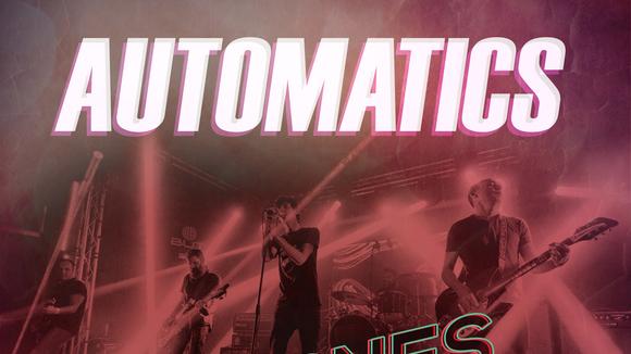 automatics - Indie Noisepop Shoegaze Live Act in Linares