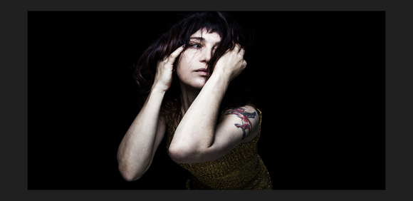 Marianne Dissard - Chanson Twisted Pop Americana Rock French Live Act in Paris