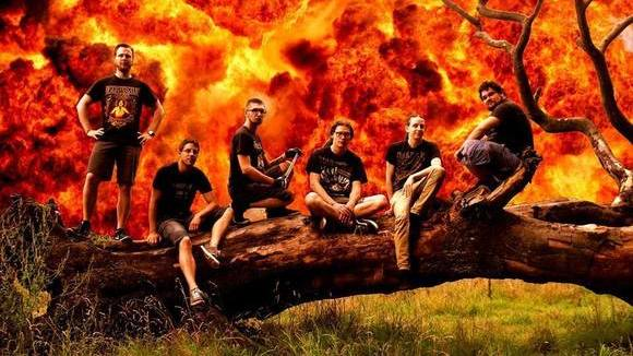 Hole in the Garden - Progressive Metal Modern Prog Metal Melodic Death Metal Melodic Metal Live Act in Essen