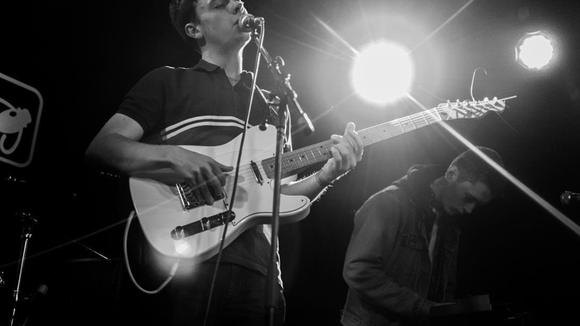Hucks - Alternative Postrock New Wave Psychedelia Live Act in London