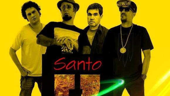 SANTO 7 BAND - Psychedelic Pop Techno Electro Melodic Live Act in Salvador/Bahia