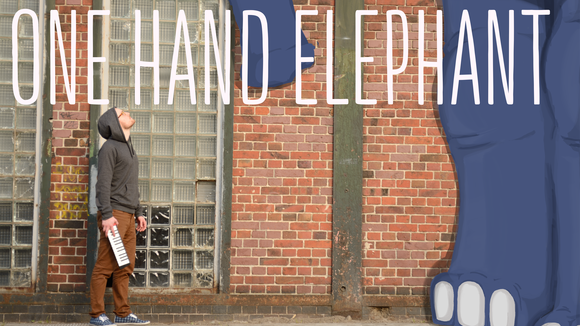 ONE HAND ELEPHANT - Indiepop Indiepop Rock Urban Grooves Post Indie Live Act in Berlin