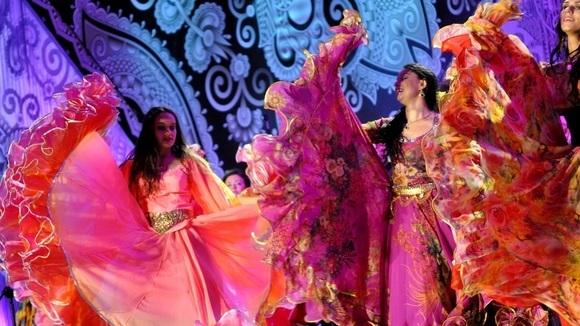 TERNO - Romani Show - Gypsy Folk Live Act in Gorzów Wlkp.