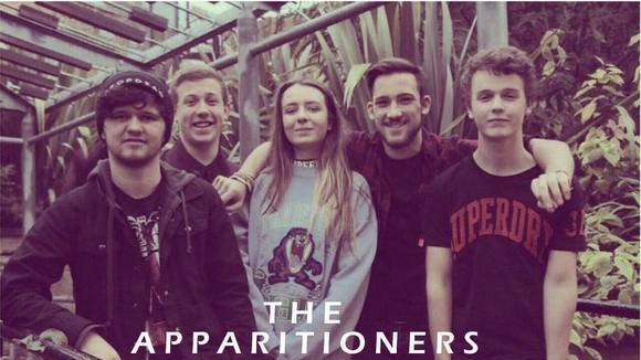 The Apparitioners - Alternative Rock Live Act in Sheffield