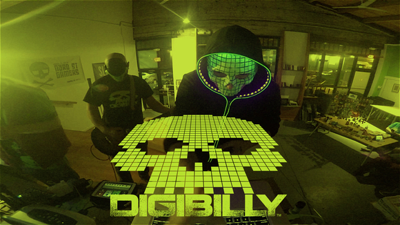 Digibilly - Drum 'n' Bass Jungle Breakbeat Electronic Hardstyle DJ in Philadephia