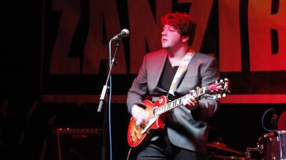 Conrad Ashton  - Rock/Blues Britpop Live Act in Durham