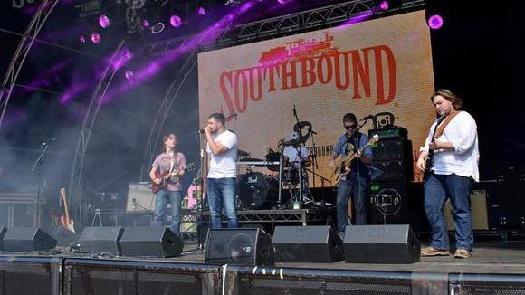 Southbound - Blues Rock Rock Garage Rock Live Act in London