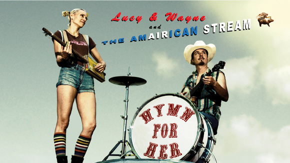 Hymn For Her - Americana Blues Punk Bluegrass Psychedelic Folk  Live Act in Philadelphia