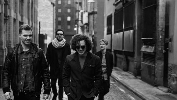 The marivaux - Rock 'n' Roll Britpop Rock Cover Garage Rock Live Act in manchester