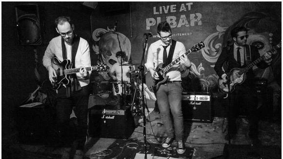 The Dead Shoot - Blues Rock Live Act in Leicester