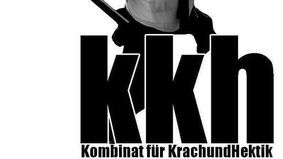 Kombinat für Krach und Hektik - Punk Punkrock Deutsche Texte Live Act in Mönchengladbach
