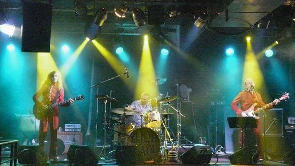 Eligh Toadd - Prog Progressive Rock Psychedelic Rock Rock Live Act in Walsall