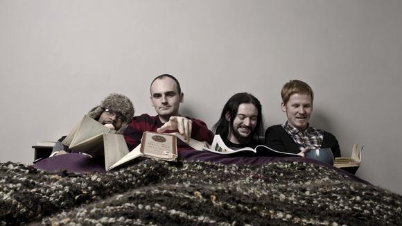 Envoys - Post-Metal Postrock Metal Progressive Metal Live Act in Leeds