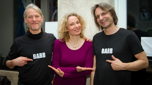 Barb & The Homeboys - World Jazz Live Act in Berlin