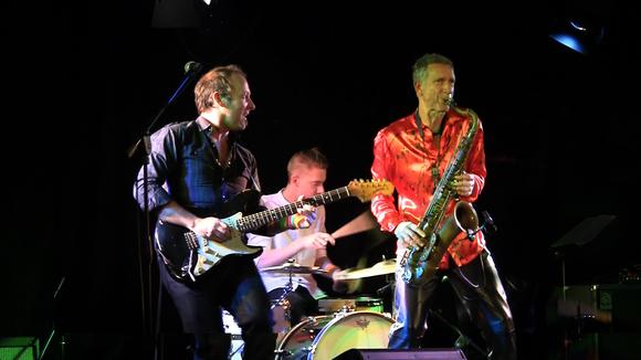 Snake Davis - Pop Jazz soul/jazz Live Act in Ulceby