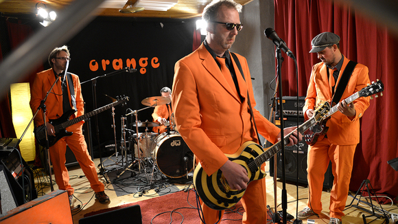 orangeulm - Deutschrock Metal Punk Rock Garage Rock Live Act in Neu-Ulm