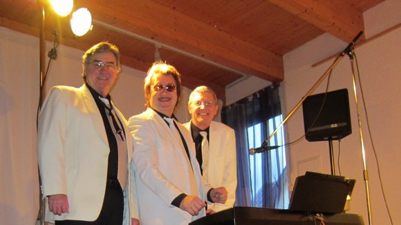 Joe Vento Duo - dixieland Cover Melodic Live Act in Mannheim