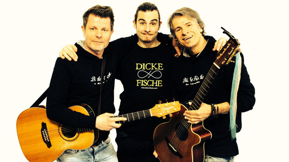 Dicke Fische - Singer/Songwriter Acoustic Rock Live Act in Herrenberg