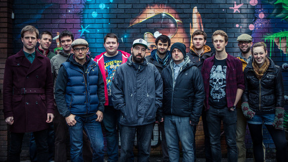 Renegade Brass Band - Hip Hop Funk Live Act in Sheffield