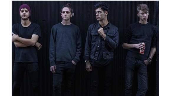 KÀ - Post Indie Shoegaze Britpop Garage Rock Dance-punk Live Act in Madrid