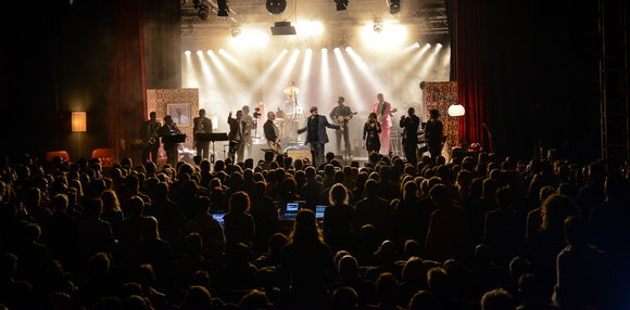 Percy Hairless und die wahren Helden des Soul - Soul Pop Cover Live Act in Landau