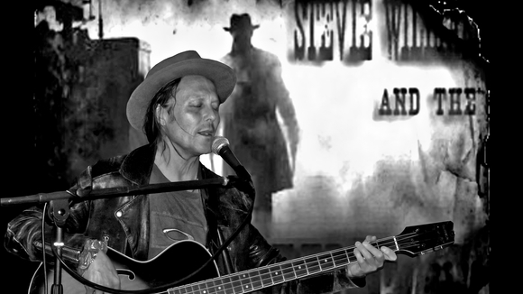 Stevie Williams - Country Americana Blues Country Live Act in Stockport