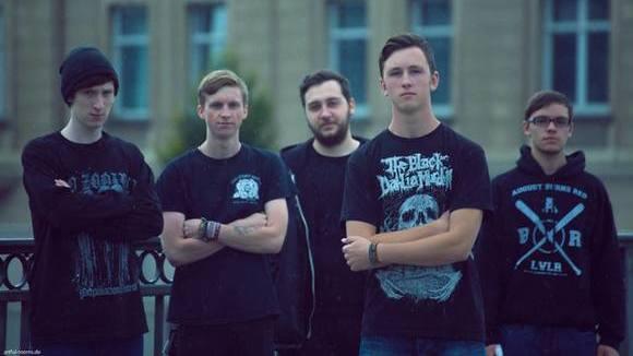 Nothing in White - Metal Death Metal Progressive Metal Live Act in Augsburg