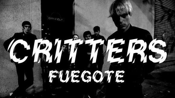 CRITTERS - Garage Rock Power Pop Live Act in Barcelona