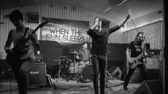 When The Sun Sleeps  - Metalcore Live Act in Hamburg