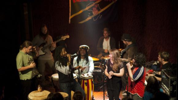 Kukaye Moto - Worldmusic Afrobeat Latin Live Act in Leipzig