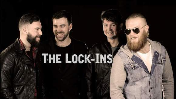 The Lock-Ins - Rock Pop Rhythm & Blues (R&B) Funk Dance Rock Live Act in Donegal