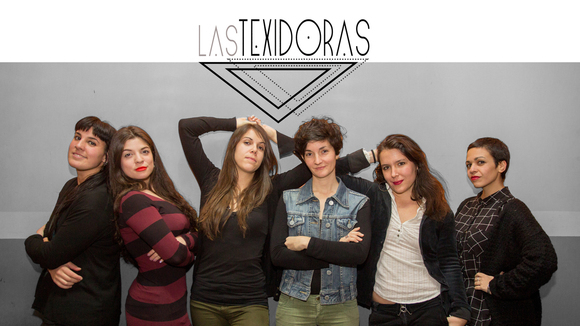 Las Texidoras - Art-Pop Blues Rock Indiepop Urban Grooves Bossa Nova Live Act in Madrid